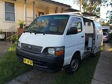 Toyota hiace 2001 Liverpool Liverpool Area Preview