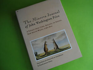 THE-MINERVA-JOURNAL-AUSTRALIAN-COLONIAL-CONVICT-SHIP-TRANSPORTATION-1st-ED