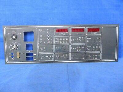 Netstal N-series Sycap Operator Panel Led 110.240.6234b