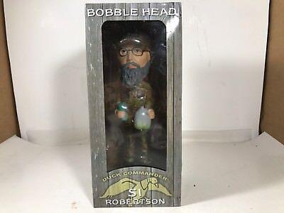 DUCK DYNASTY Duck Commander Bobble Head - SI ROBERTSON - NIB