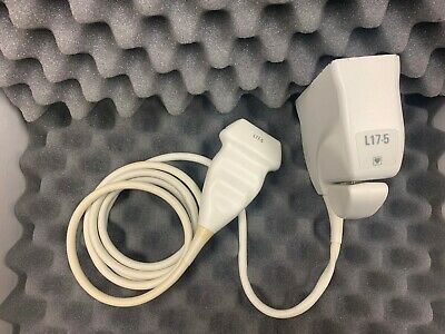 Used Philips L17-5 Linear Array Ultrasound Probe Transducer