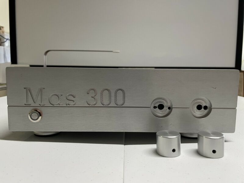 Aluminum Audio Amplifier/AMP Case