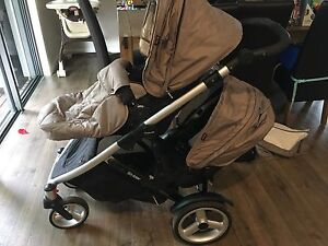 Steelcraft Strider Compact Pram Ferntree Gully Knox Area Preview