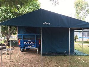 Custom made camper trailer Yeppoon Yeppoon Area Preview