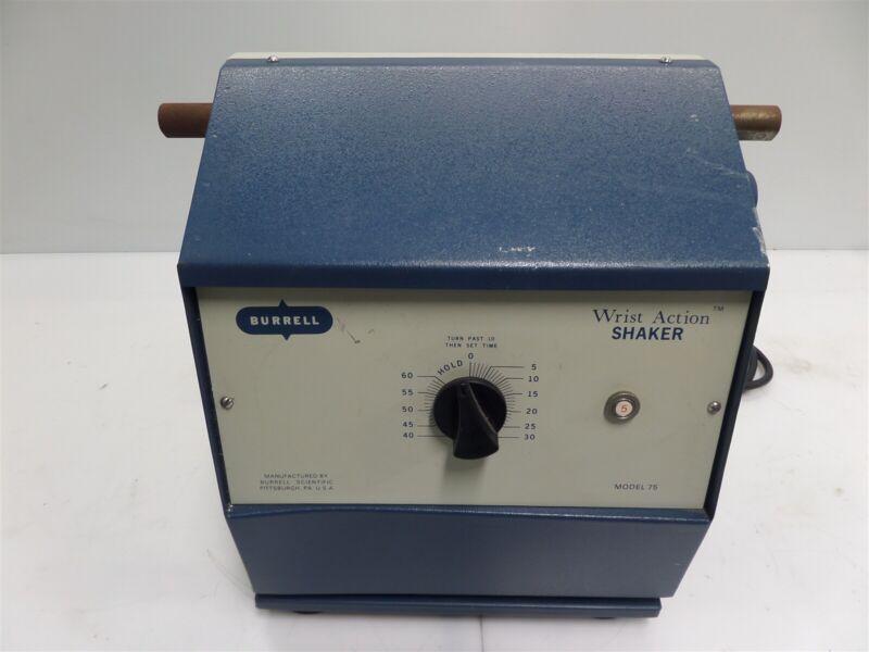 Burrell Model 75 Wrist Action Shaker