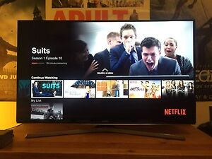 Samsung 40 inch Full HD LED Smart TV Perfect Condition w/ original box Stirling Stirling Area Preview