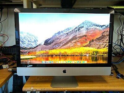 """Apple iMac 27"""" Mid 2011 Intel i5-2400 3.1GHz 32GB RAM 1TB HDD Radeon HD 6970M j"""