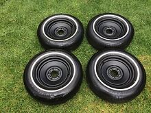 Cragar Rims and Tyres. Suit Chevrolet / Holden / Rat Rod 5x120.65 Currans Hill Camden Area Preview