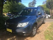 2010 Subaru Forester dual range manual AWD Lilyfield Leichhardt Area Preview