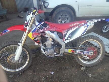 thinking of swapping my 2013 crf250 for a boat Kadina Copper Coast Preview