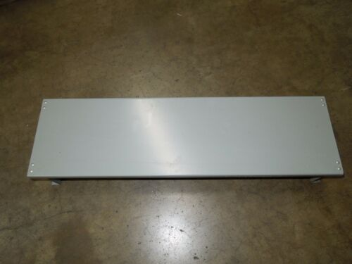 """Ge Qmrfp5 Full Width Qmr 5x Height Filler Plate 6 7/8""""h X 24""""w Surplus Take Out"""