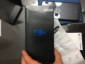 Mint* Samsung galaxy s9+