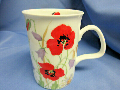 ENGLISH MEADOW R free shipping FINE  BONE CHINA mug Roy Kirk