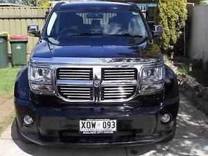 2007 Dodge Nitro Diesel Woodville West Charles Sturt Area Preview