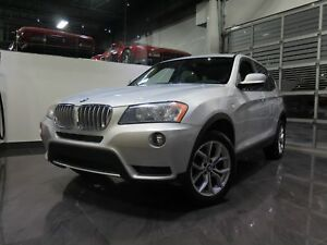 BMW X3 28i XDRIVE|AWD|CUIR|TOIT PANO|IMPECCABLE|