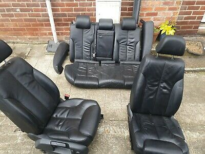 Volkswagen Passat B6 leather seats, 5dr highline model. Complete.2006-10.