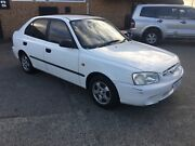 2002 Hyundai Accent Automatic Hatchback Wangara Wanneroo Area Preview