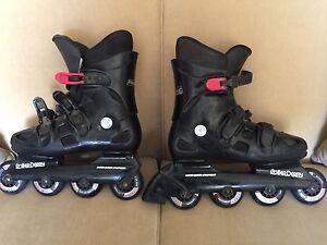 Ladies roller derby roller blades