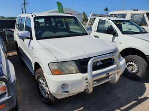 2005 PAJERO FOR WRECKING Mount Louisa Townsville City Preview
