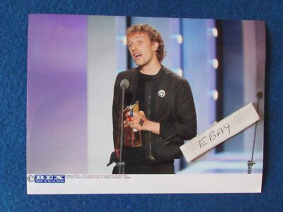 "Original Press Photo - 8""x6"" - Coldplay - Chris Martin - 2006 - K"