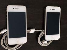 White iPhone 4S Wellard Kwinana Area Preview