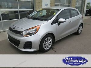 2016 Kia Rio LX+ 50/50 SALE! AUTO, HEATED SEATS, NO ACCIDENTS