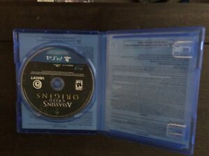 Assassins Creed: Origins - PS4 - Mint