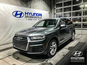 AUDI Q7 TECHNIK S-LINE + GARANTIE +  LUXURY PACKAGE + 7 PASSAGER