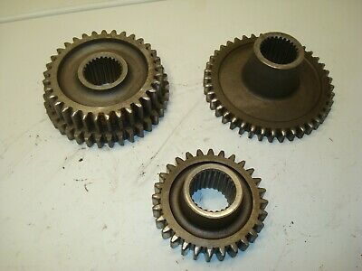 1963 Case 831 Tractor Transmission Gears 830