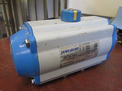 Jamesbury Actuator Vpvl250 Dab 116psi Max Double-acting Used
