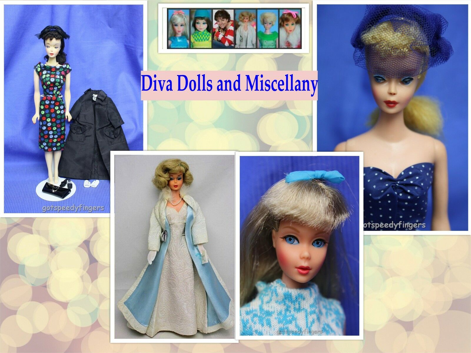 Diva Dolls and Miscellany