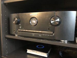 Marantz 7.2 Network-Ready SR5008 3D A/V home theater Receiver