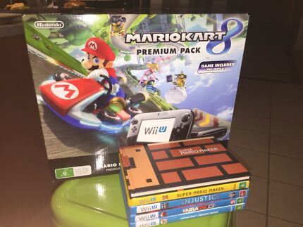 Wanted: Wii U premium pack with Games