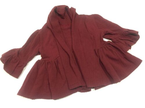 Girls Persnickety Draped Cardigan. Sz 2