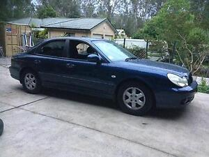 9 months rego 2002 Hyundai Sonata Morisset Lake Macquarie Area Preview