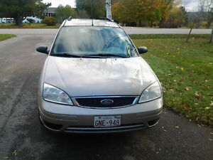 2006 Ford Focus Wagon for sale