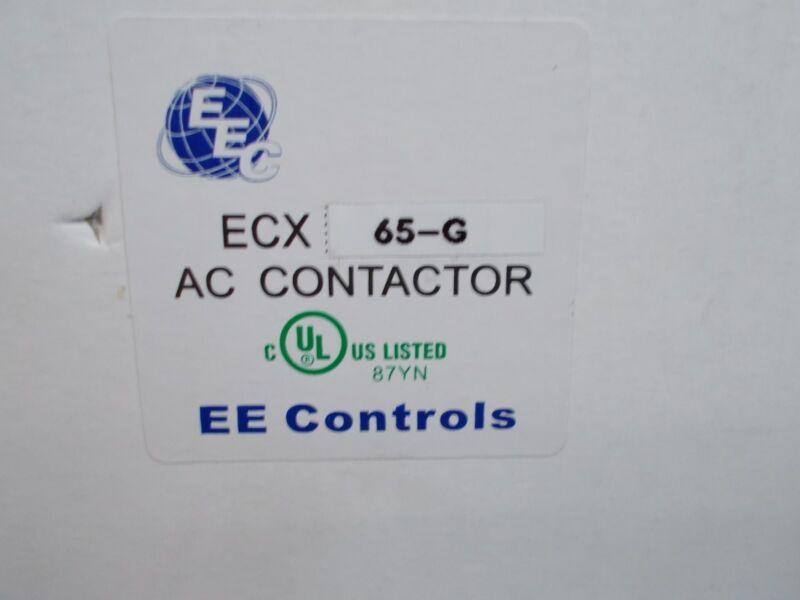 EEC ECX65G  CONTACTOR 24V COIL   AEG