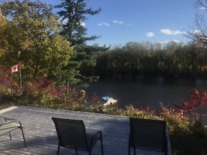 Waterfront House / Apartment in Fredericton