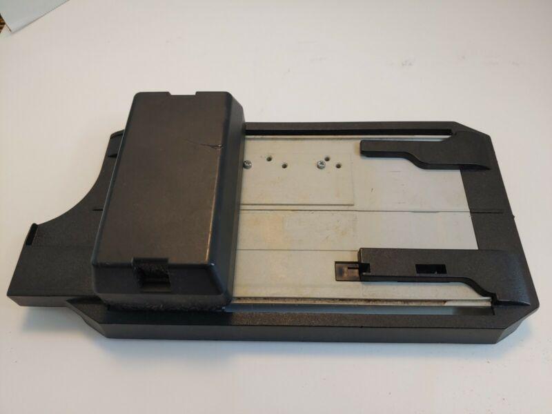 Vintage Credit Card Machine knuckle buster imprinter DataCard Addressograph