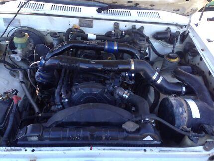 Turbo diesel hilux