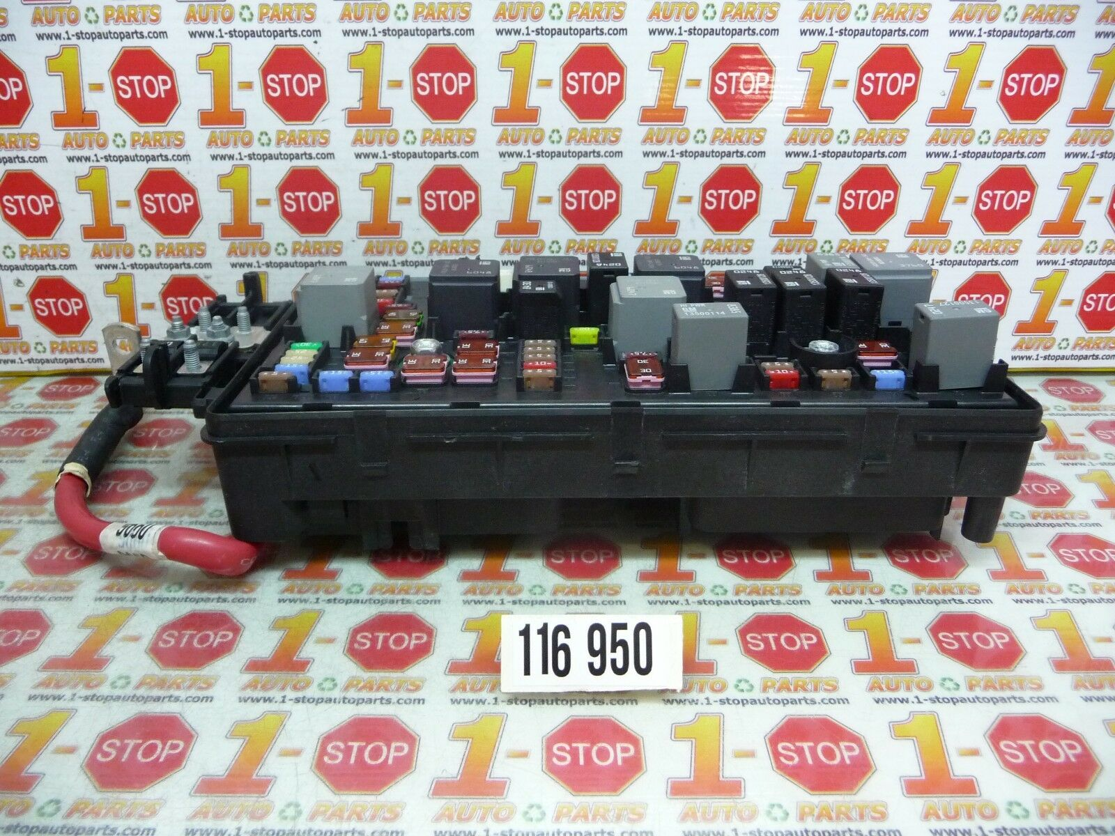 Used Buick Computers And Cruise Control Parts For Sale Page 62 2012 Verano Fuse Box Lacrosse 24l Engine Relay 22739300 Oem