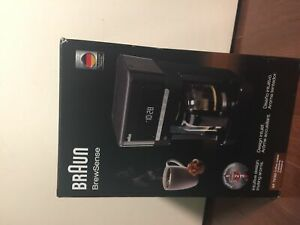 Braun Brewsense coffee maker machine