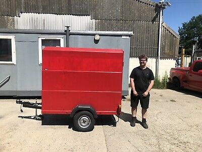 Box Trailer General Utility Multi Purpose Trailer