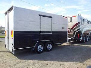 Enclosed custom heavy duty car trailer -- SWAP OR TRADE Romsey Macedon Ranges Preview