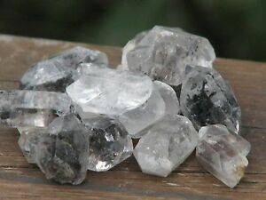 Tibetan Quartz Crystal  x 15 Pieces - Omni New Age