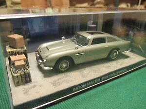 JAMES BOND CARS COLLECTION ASTON MARTIN DB5 (ejected) GOLDFINGER