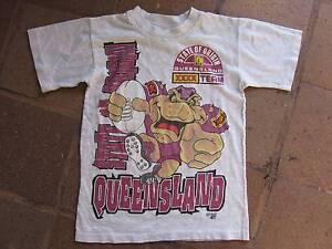 Maroons State of Origin childs 1998 Tee shirt. Strathpine Pine Rivers Area Preview