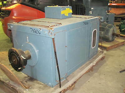 1000 Hp Dc Asea Electric Motor 850 Rpm Lab 450 Ld Frame Dpfv 645 V New