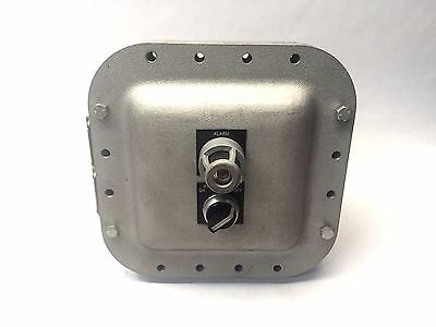 Akron Electric Explosion/Fire Proof Junction Box Enclosure, CXJ664-H1-N1-P11-S1