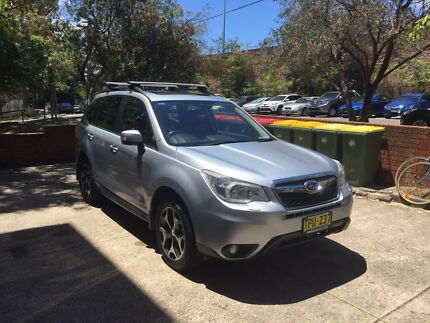 2014 Subaru Forester Cronulla Sutherland Area Preview